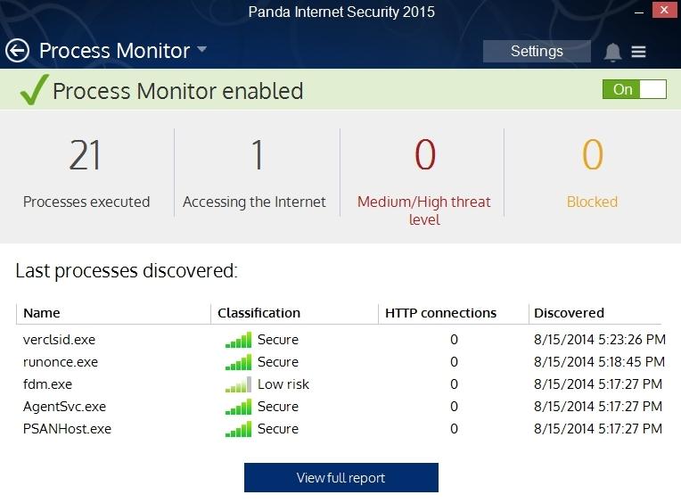 PANDA INTERNET SECURITY 2015 INTERFACE_006_15082014_172704