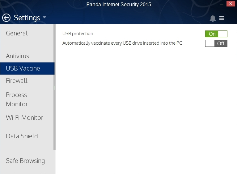 PANDA INTERNET SECURITY 2015 SETTINGS_014_15082014_175229