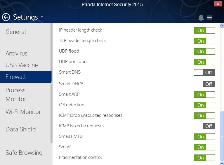 PANDA INTERNET SECURITY 2015 SETTINGS_017_15082014_175305