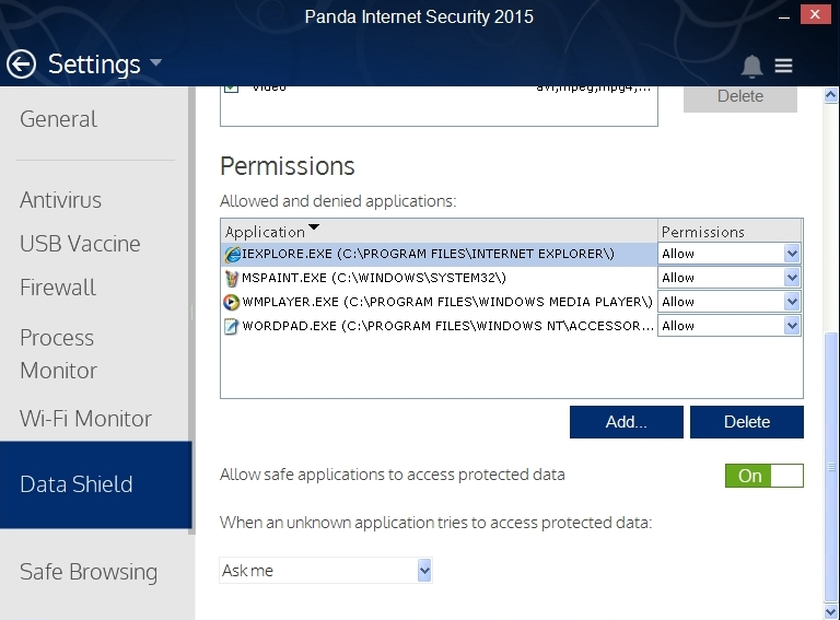 PANDA INTERNET SECURITY 2015 SETTINGS_021_15082014_175353