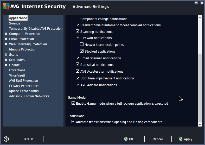 AVG INTERNET SECURITY 2015 SETTINGS_17092014_233325