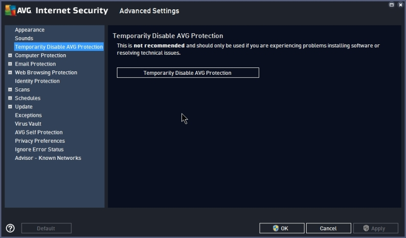 AVG INTERNET SECURITY 2015 SETTINGS_17092014_233348