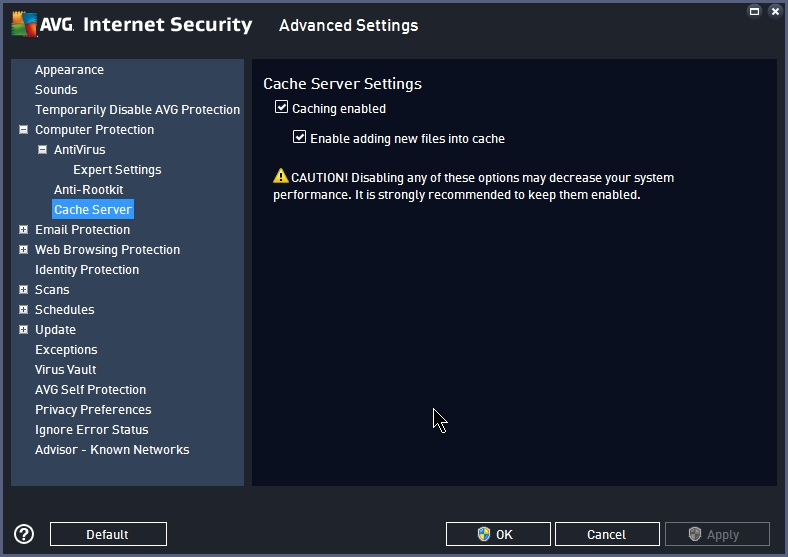 AVG INTERNET SECURITY 2015 SETTINGS_17092014_233408