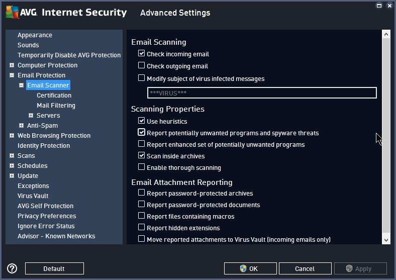 AVG INTERNET SECURITY 2015 SETTINGS_17092014_233417
