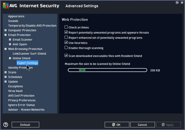 AVG INTERNET SECURITY 2015 SETTINGS_17092014_233510