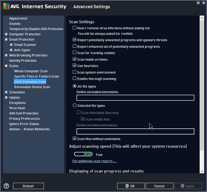 AVG INTERNET SECURITY 2015 SETTINGS_17092014_233533