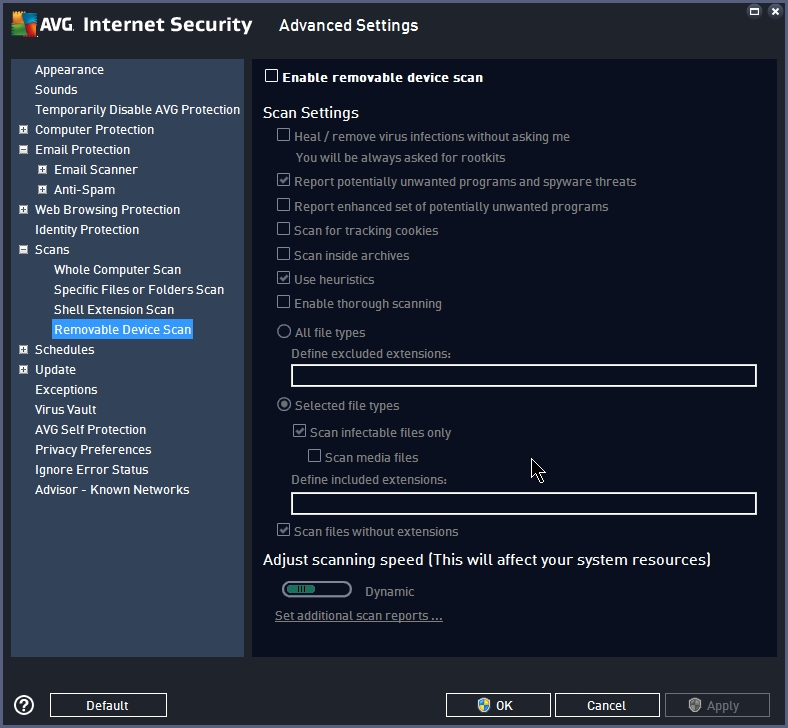 AVG INTERNET SECURITY 2015 SETTINGS_17092014_233537