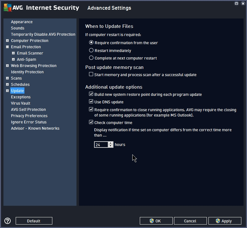 AVG INTERNET SECURITY 2015 SETTINGS_17092014_233600