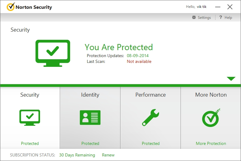 NORTON INTERNET SECURITY 2015 INTERFACE_23092014_014435