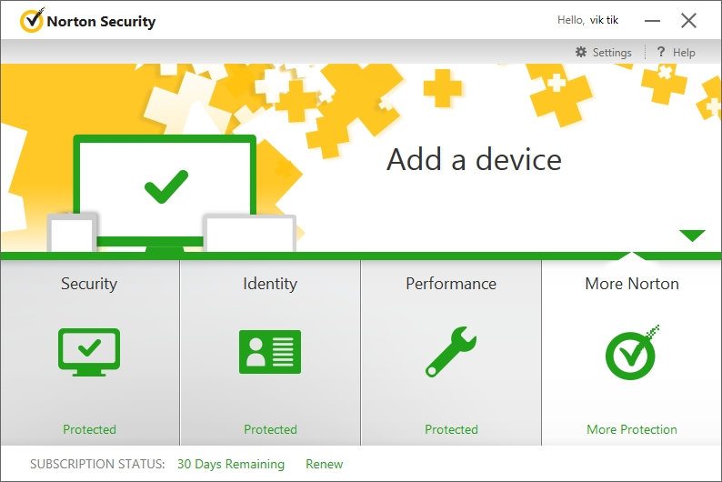 NORTON INTERNET SECURITY 2015 INTERFACE_23092014_014510