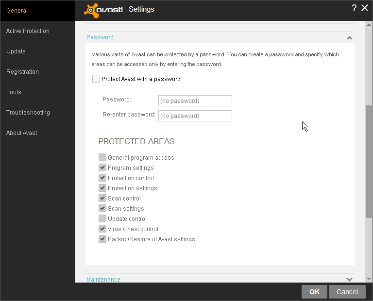 AVAST FREE ANTIVIRUS 2015 GENERAL SETTING_25102014_084015
