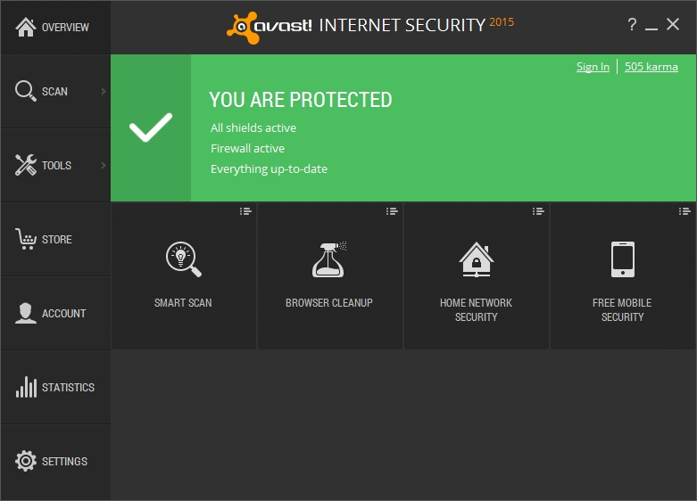 AVAST INTERNET SECURITY 2015 ver. 10_02-12-2014_20-11-54