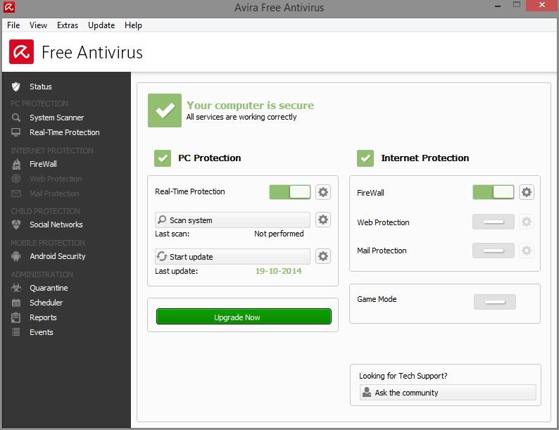 avira antivirus download free full version 2014