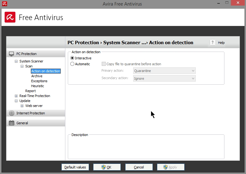 AVIRA FREE ANTIVIRUS 2015 SETTINGS_19102014_080730