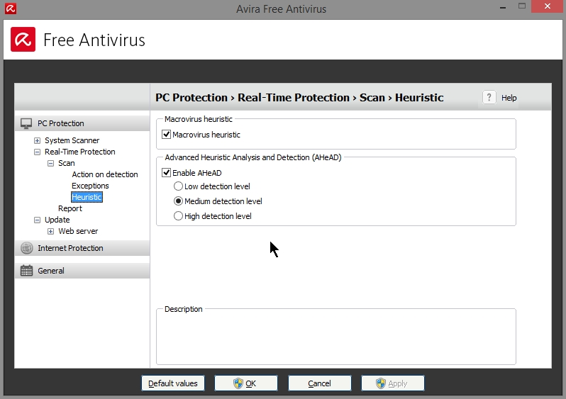 AVIRA FREE ANTIVIRUS 2015 SETTINGS_19102014_080830