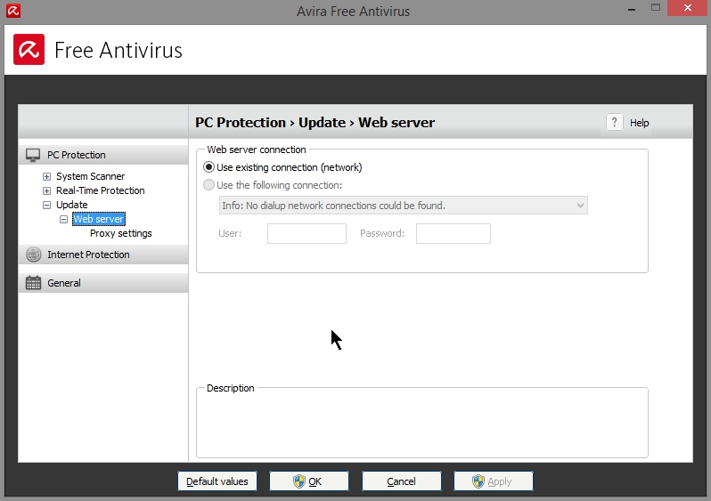 AVIRA FREE ANTIVIRUS 2015 SETTINGS_19102014_080842