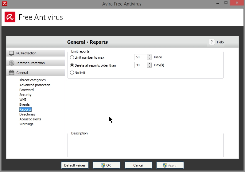 AVIRA FREE ANTIVIRUS 2015 SETTINGS_19102014_080952