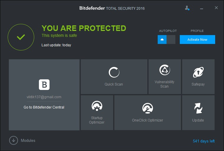 BITDEFENDER TOTAL SECURITY 2016 SCREENSHOT_08-01-2016_18-42-02