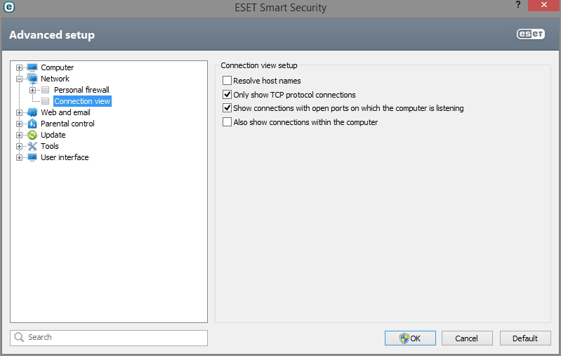 ESET SMART SECURITY 8 SETTINGS_01102014_132930
