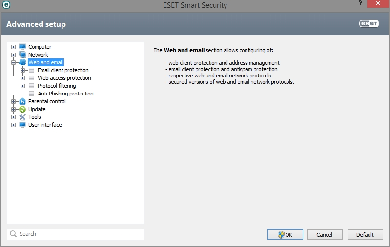 ESET SMART SECURITY 8 SETTINGS_01102014_132935