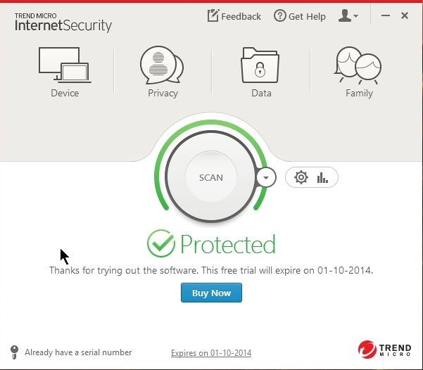 TREND MICRO TITANIUM INTERNET SECURITY 8 INTERFACE_31-08-2014_13-19-39