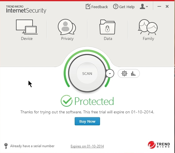 TREND MICRO TITANIUM INTERNET SECURITY 8 INTERFACE_31-08-2014_13-31-40