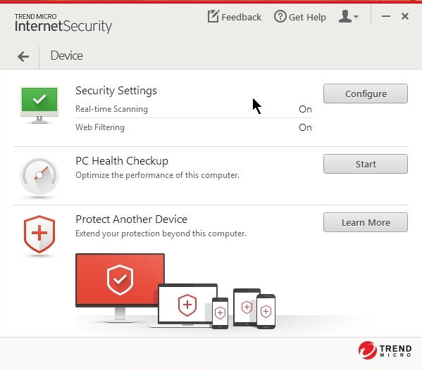 TREND MICRO TITANIUM INTERNET SECURITY 8 INTERFACE_31-08-2014_13-50-26