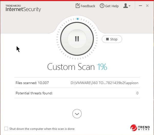 TREND MICRO TITANIUM INTERNET SECURITY 8 SCAN_31-08-2014_20-59-43