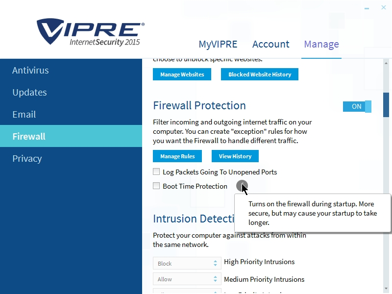 VIPRE INTERNET SECURITY 2015 FIREWALL_09102014_001605