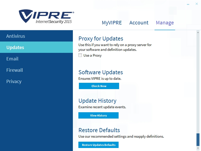 VIPRE INTERNET SECURITY 2015 SETTINGS_09102014_000032