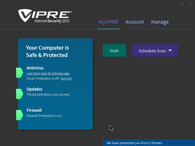 VIPRE INTERNET SECURITY 2015 THEME_09102014_001943