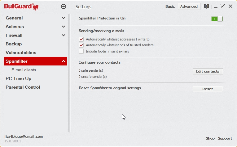 BULLGUARD INTERNET SECURITY 2015 SETTINGS_05112014_200927