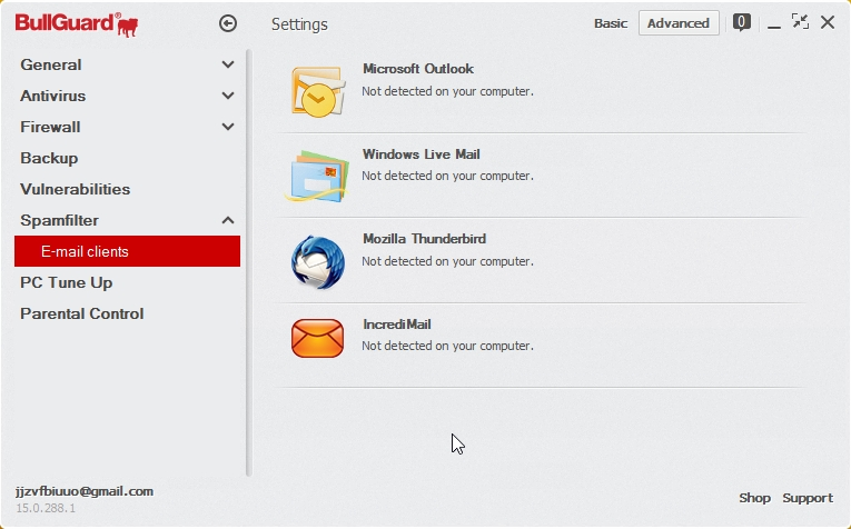 BULLGUARD INTERNET SECURITY 2015 SETTINGS_05112014_200929