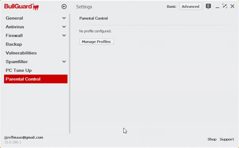 BULLGUARD INTERNET SECURITY 2015 SETTINGS_05112014_200935