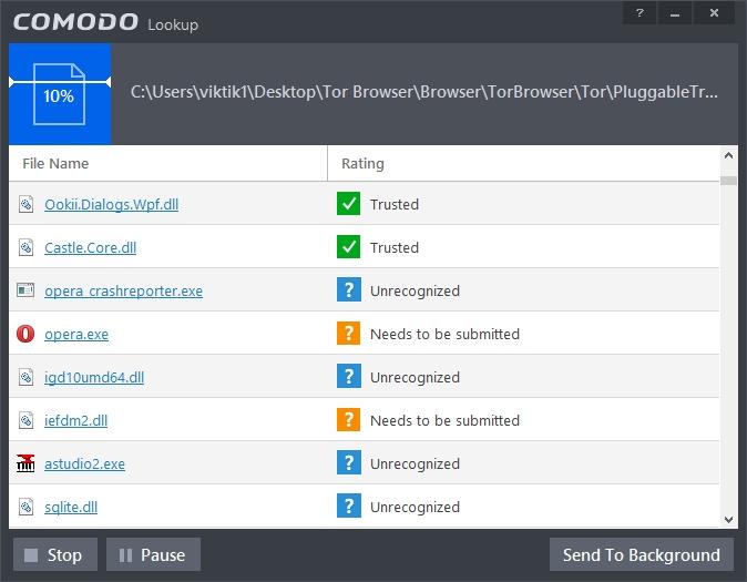 COMODO INTERNET SECURITY 8.2 COMODO CLOUD LOOKUP_08-04-2015_10-12-45