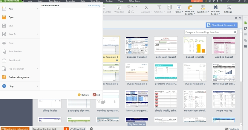 WPS OFFICE 2014 SPREADSHEET_12112014_205045