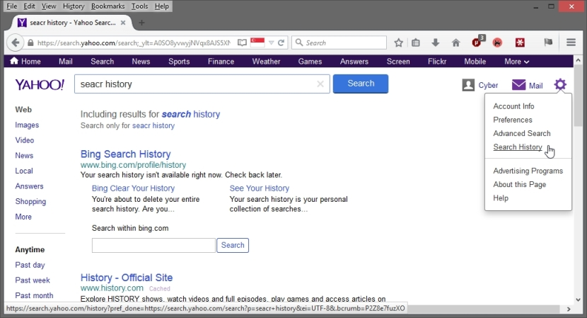 YAHOO ACCOUNT SECURITY  SCREENSHOT_19-04-2015_21-04-12