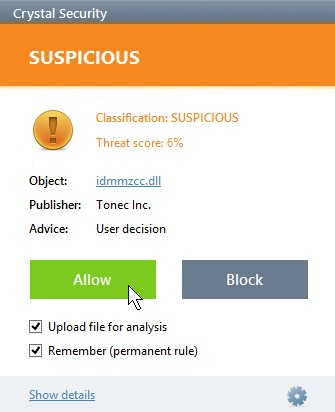 CRYSTAL SECURITY 3.5 ALERTS_10-05-2015_23-55-48