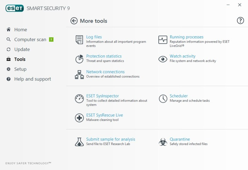 Eset Smart Security 9 Review Amp Settings Cyber Raiden