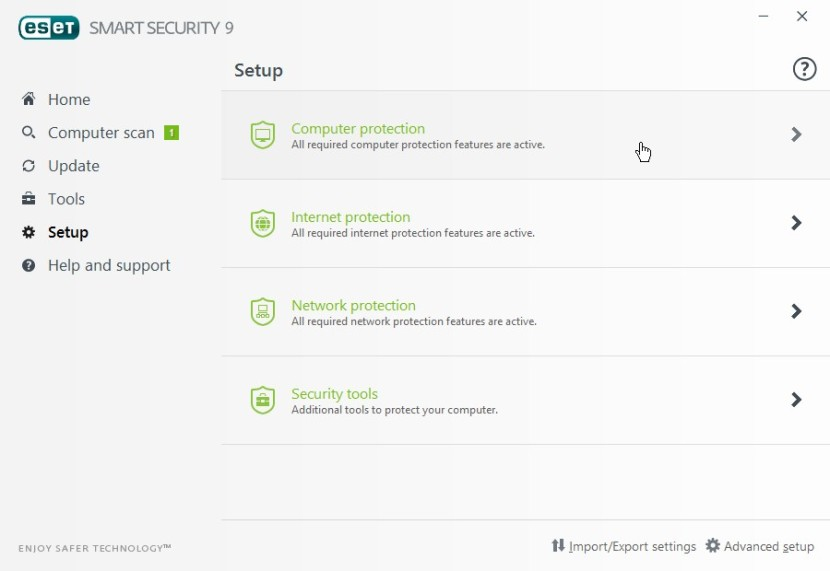 ESET SMART SECURITY 9 INTERFACE_11-01-2016_21-53-50