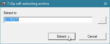 7 ZIP 16.02 CREATE SELF EXTRACTING ARCHIVE FILE USING CONTEXT MENU_31-05-2016_17-09-30