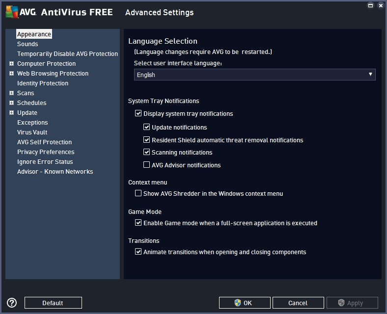 AVG FREE ANTIVIRUS 2016 RECOMMENDED SETTINGS_17-06-2016_20-12-54