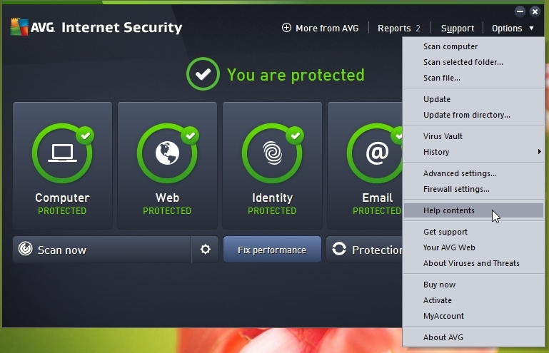 AVG INTERNET SECURITY 2016 ACCESSING HELP FILE_18-06-2016_19-51-01