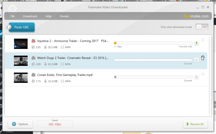 How To Download Videos From Video Streaming Websites Using Freemake
