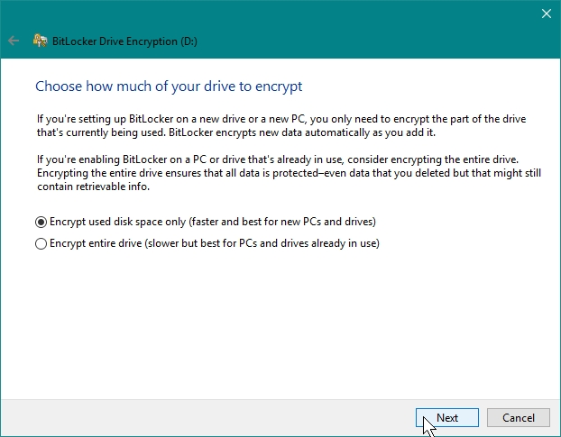 ENCRYPT PARTITIONS WITH BITLOCKER_30-07-2016_20-41-36