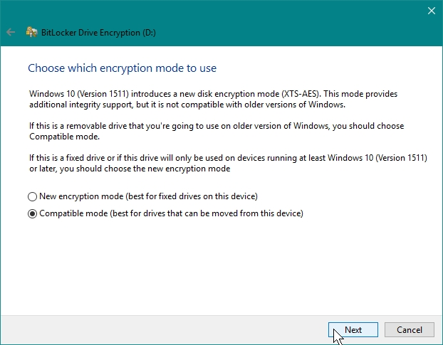 ENCRYPT PARTITIONS WITH BITLOCKER_30-07-2016_20-41-40
