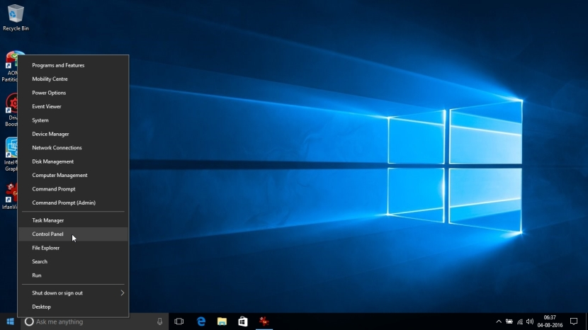 WINDOWS 10 1607 RECOMMENDED SETTINGS CONTROL PANEL_04082016_063742