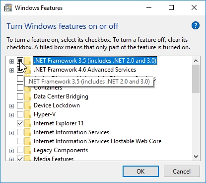 WINDOWS 10 1607 RECOMMENDED SETTINGS CONTROL PANEL_04082016_073046