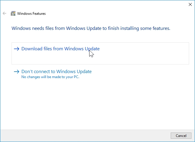 WINDOWS 10 1607 RECOMMENDED SETTINGS CONTROL PANEL_04082016_073132