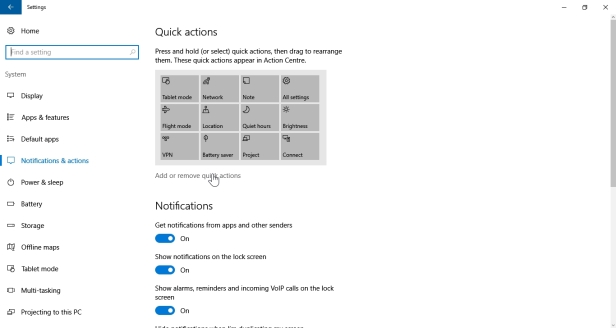 WINDOWS 10 1607 RECOMMENDED SETTINGS PC SETTINGS _04082016_080321